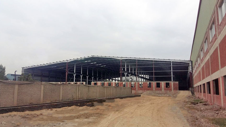 Zamil Steel supplies pre-engineered buildings for new float glass plant in Pakistan