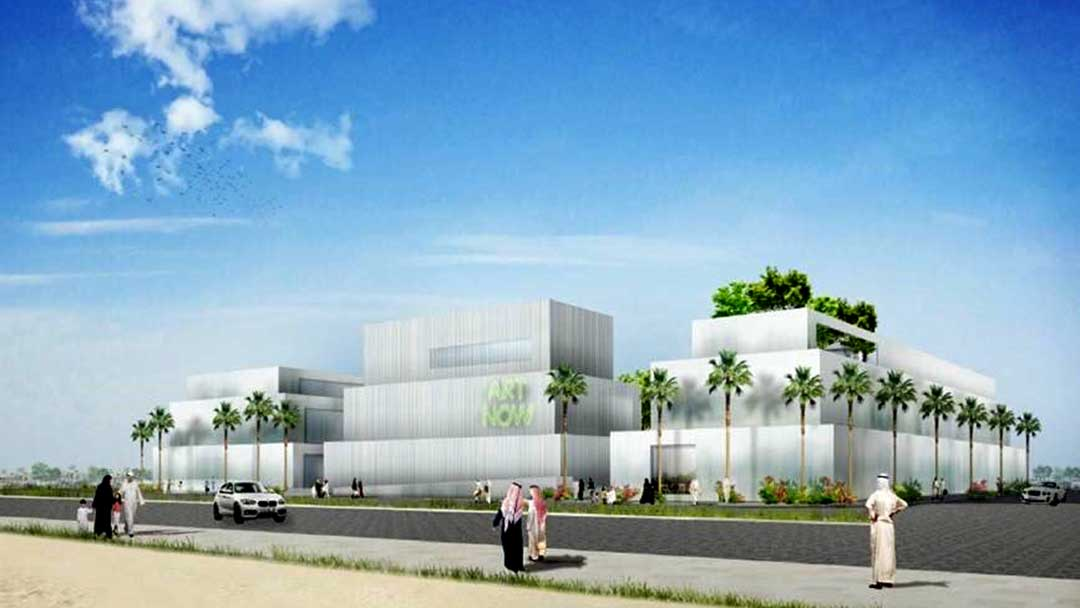 "Zamil Steel to construct ""Beyt Al Fann Jameel"", a world-class art galleries and exhibition complex in Jeddah"