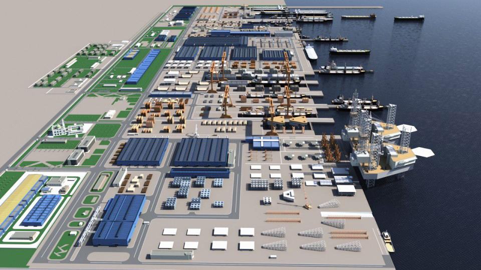 Zamil Steel to supply pre-engineered steel structures for Saudi mega-shipyard in Ras Al-Khair